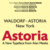 Astoria Poster