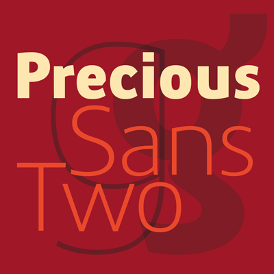 Precious Sans Two Poster