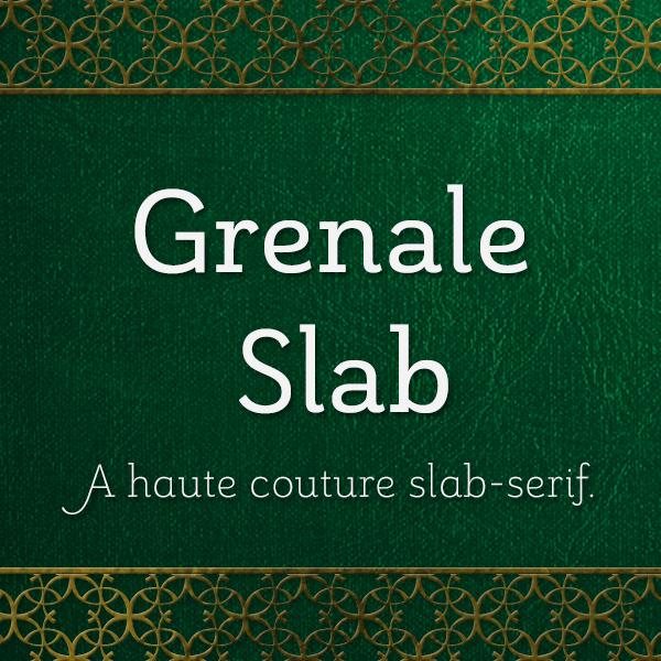 Grenale Slab Poster