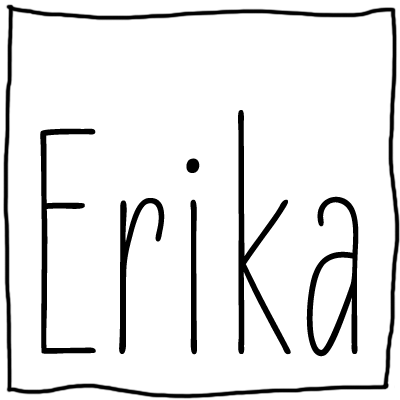 Liebe Erika Poster