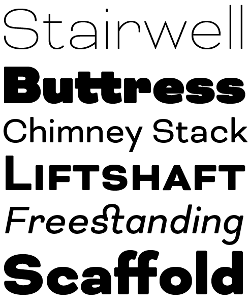 Bicyclette Font Sample