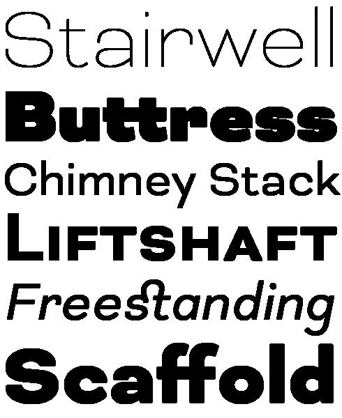 Bicyclette Font Sample