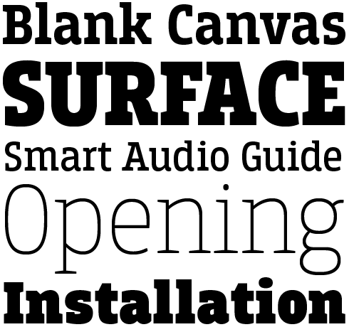 Breakers Slab Font Sample