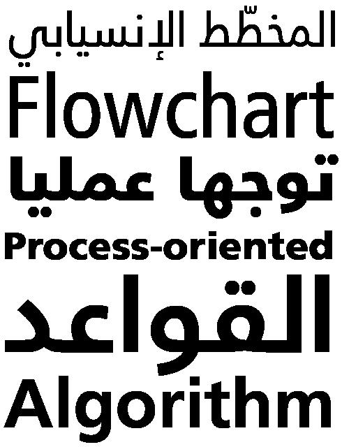 Frutiger® Arabic Font Sample