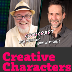 Creative Characters interview with Comicraft