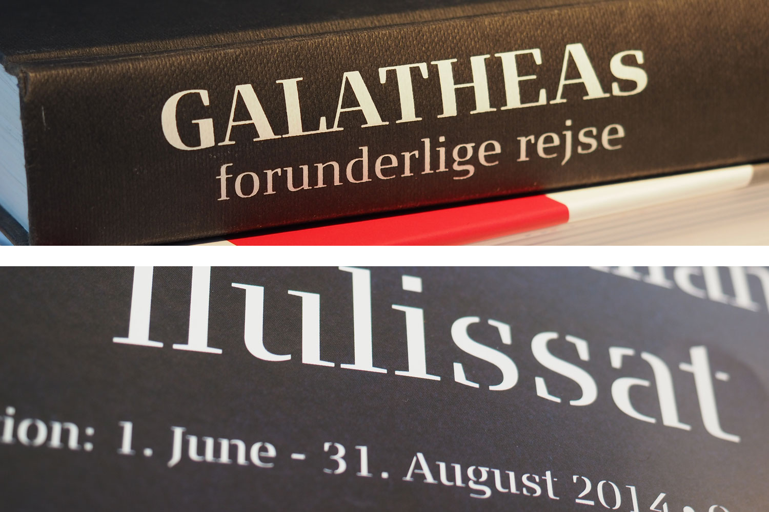 FF Signa Serif & Signa Serif Stencil in use on different projects