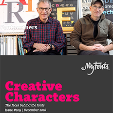 Creative Characters with Fontpartners