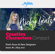 Creative Characters interview with Nicky Laatz