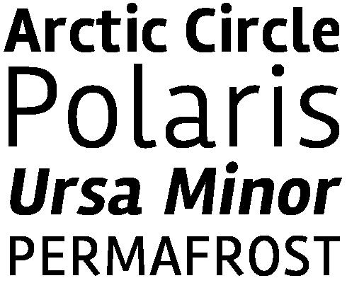 Rambla Font Sample