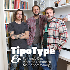 Creative Characters interview with TipoType