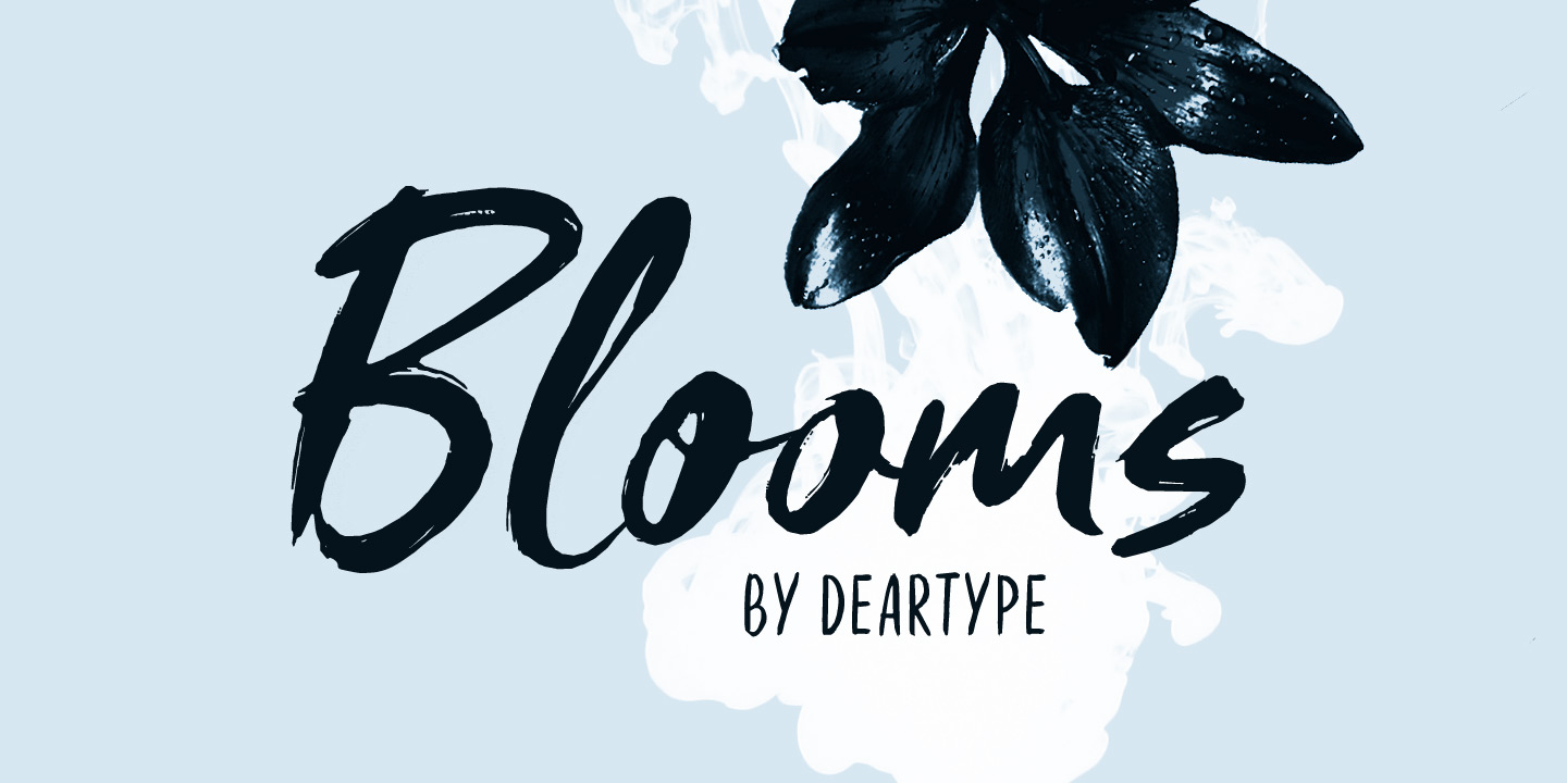 Blooms Regular
