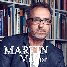 Creative Characters Interview with Martin Majoor