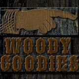 Woody Goodies font flag