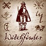 Witchfinder font flag