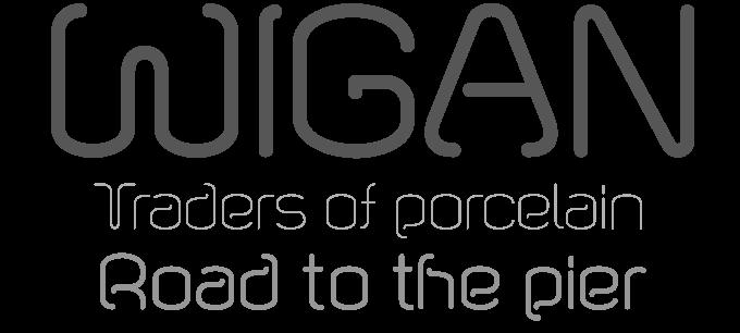 Wigan font sample