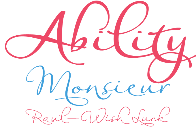 Ability font sample