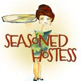 Seasoned Hostess font flag