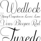 Biscotti font flag