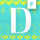 Darjeeling font flag