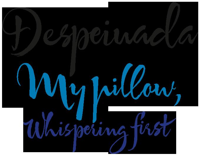 Despeinada font sample