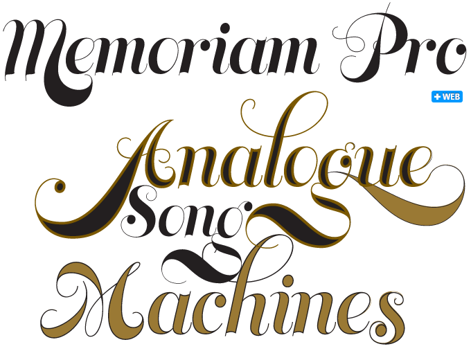 Always font sample