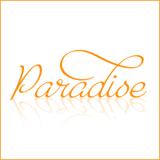 Paradise Script font flag