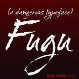 Fugu font flag