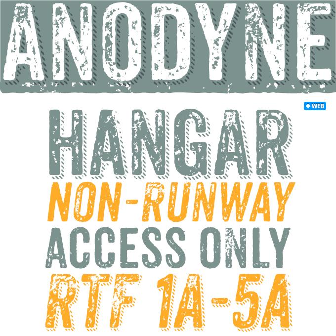 Anodyne font sample