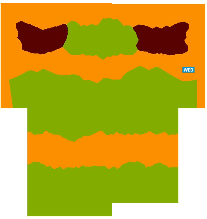 Luella font sample