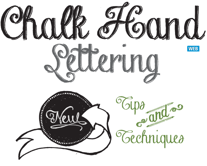 Chalk Hand font sample