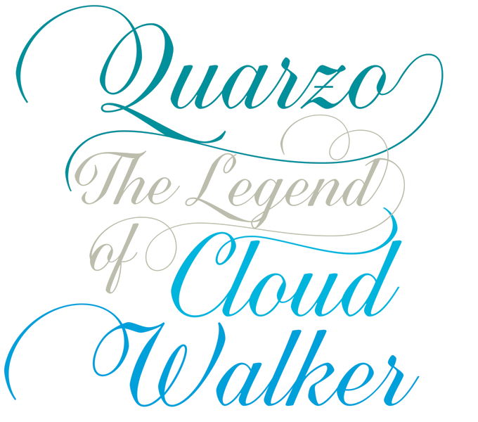 Quarzo font sample