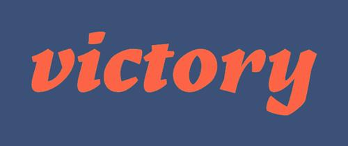 Karol victory graphic