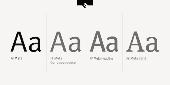 FontFont fonts are now available as webfonts