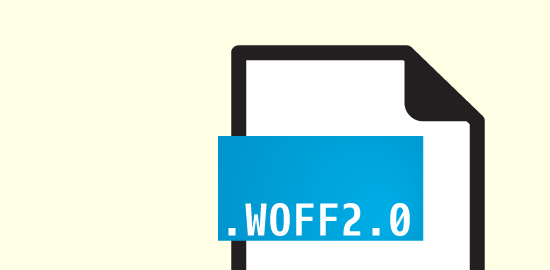 WOFF2 is now supported