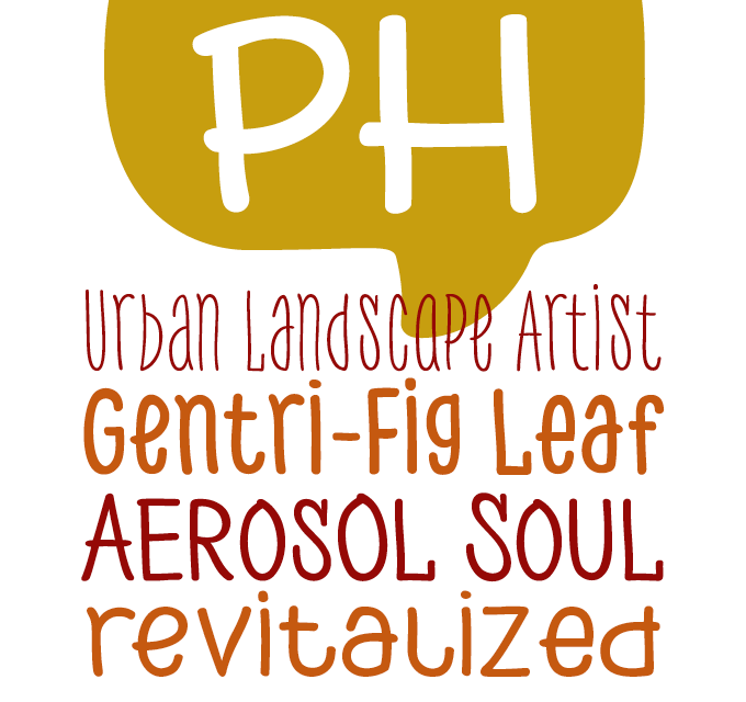 PH font sample