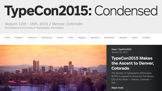TypeCon 2015