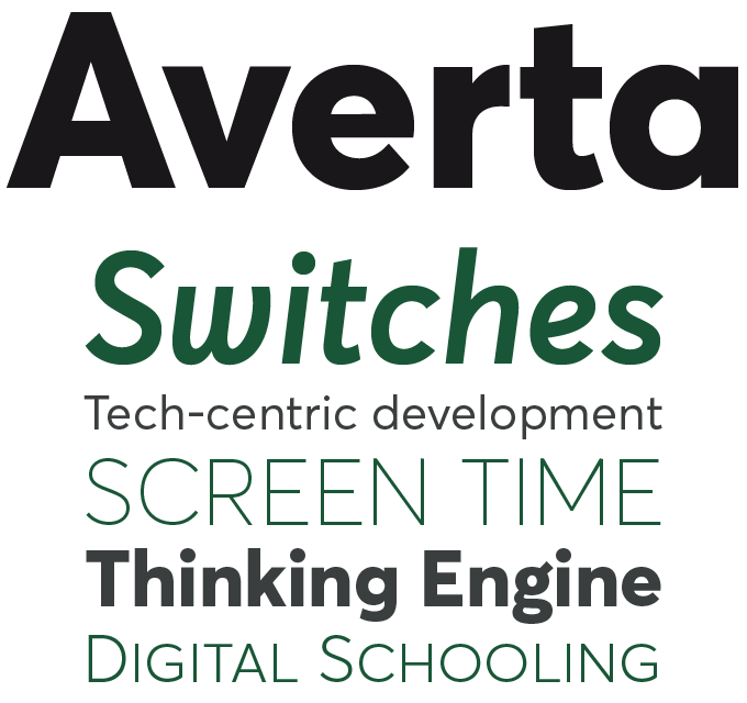 Averta Font Sample