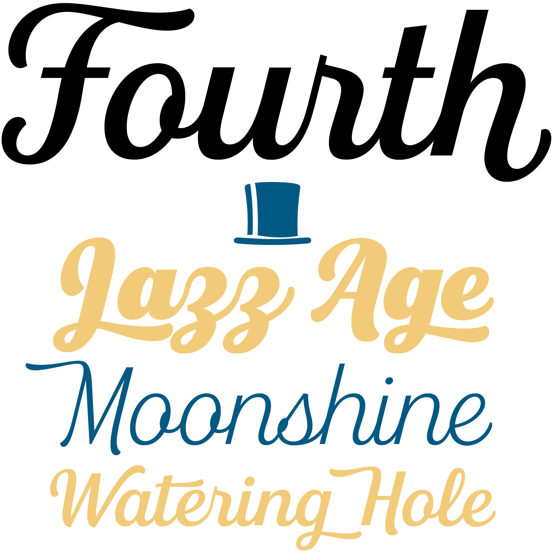 Fourth Font Sample