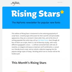 Rising Stars June 2016