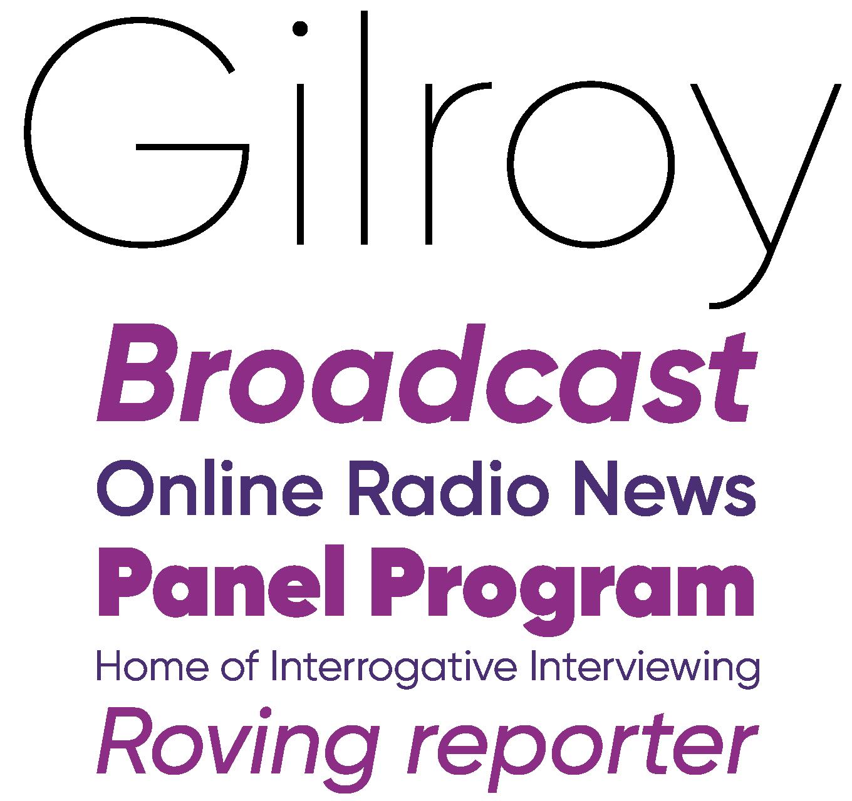 Gilroy Font Sample