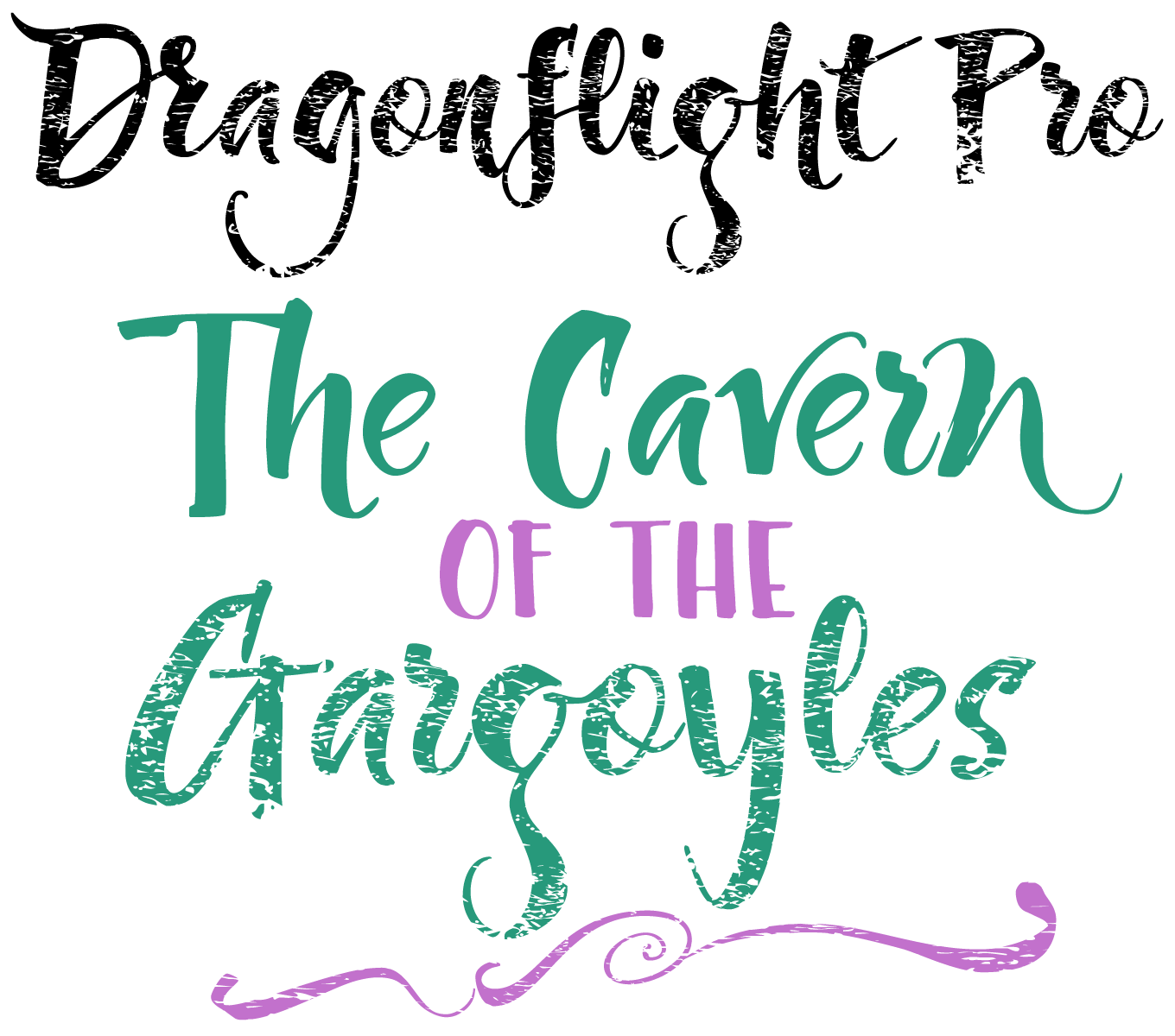 Dragonflight Pro Font Sample
