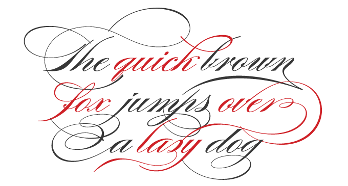 MyFonts: Most Popular Fonts of 2011