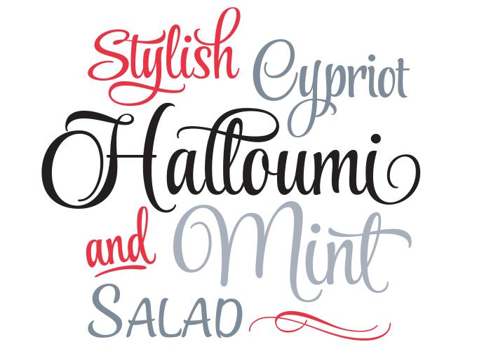 MyFonts: Most Popular Fonts of 2013