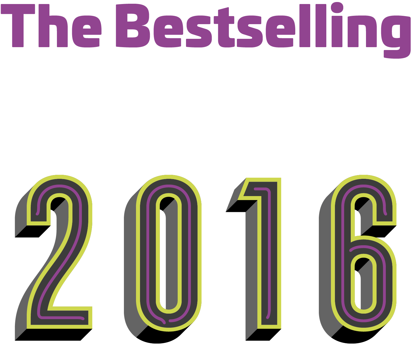 Special Edition – Bestsellers of 2016